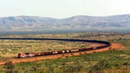 Iron Ore Trains