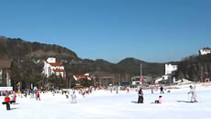 Yongpyong Resort – Part